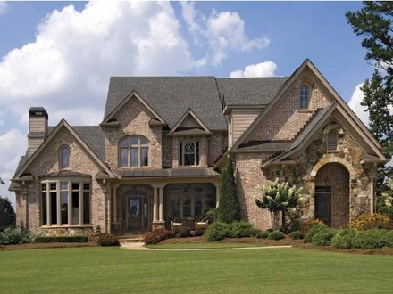 Brick French Country House Plans French Country Homes