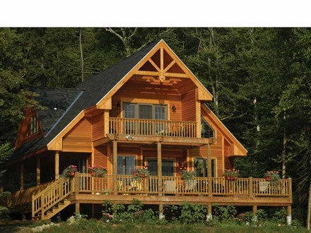 Chalet House Plans with Loft Chalet Style House Plans