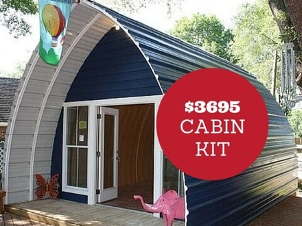 Small Log Cabin Kits Log Cabin Kits 50 Off Cheap Hunting