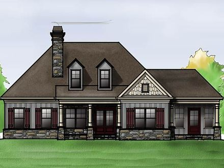 Cottage House Plans with Garage Cottage House Plans with Basement