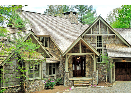 Country Cottage House Plans House Plans Rustic Homes