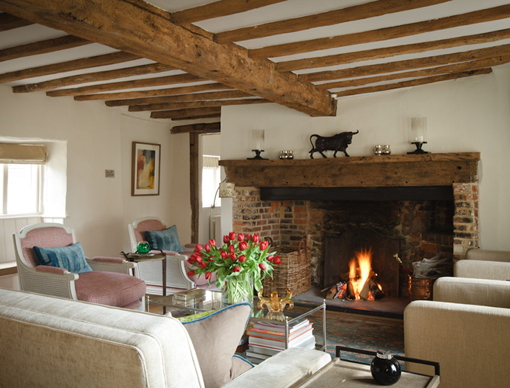 Country Cottage Interior Designs French Country Cottage