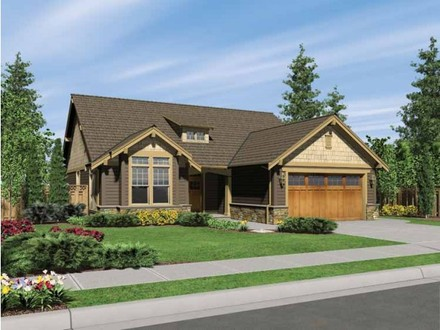 Craftsman House Plans Designs Craftsman Style House Plans