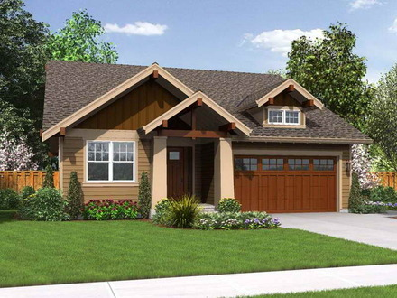 Craftsman Style Floor Plans Craftsman Style House Plans for Small Homes
