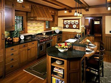 Craftsman Style Home Interior Designs Craftsman Style Homes Floor Plans