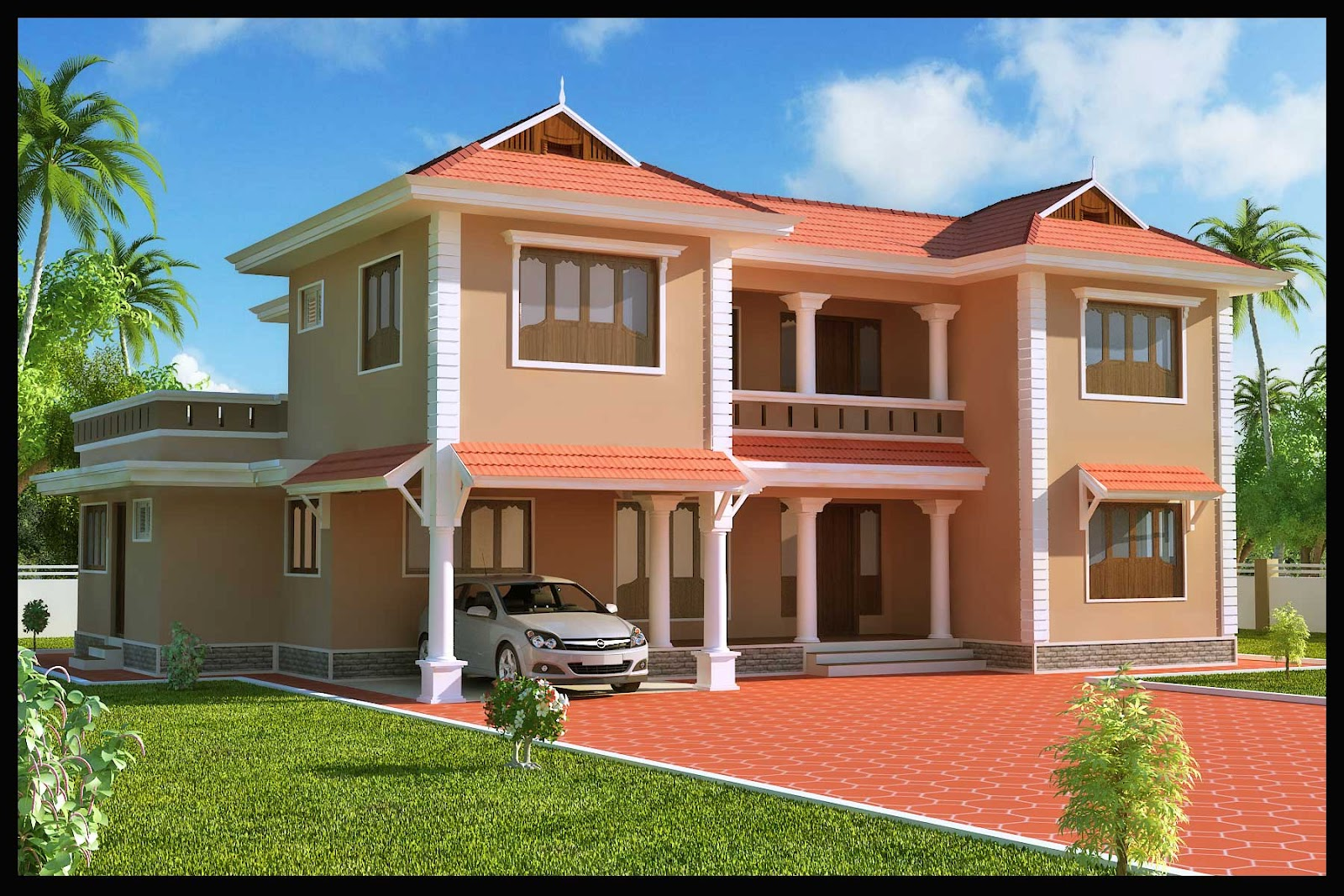 Duplex house plans designs indian duplex house