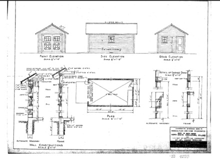 Cottage house plans with loft cottage house plans with for Do it yourself garage plans