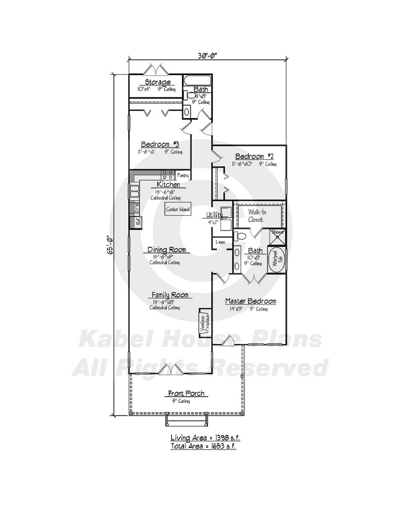 Home house plans french country house plans home plans cottage - Country house floor plans ...