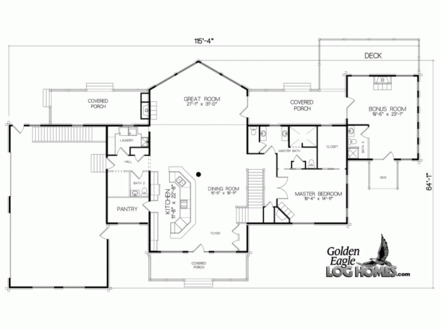 Lake House Floor Plans Online Lake House Floor Plan