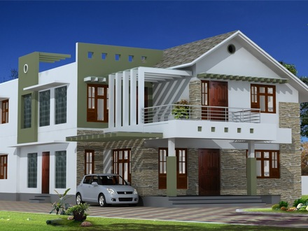 Latest Building Designs Mansion Designs