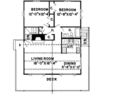 Waterfront homes drawing waterfront homes house plans for Luxury custom floor plans