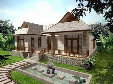Modern Single Story House Plans Single Story Small House