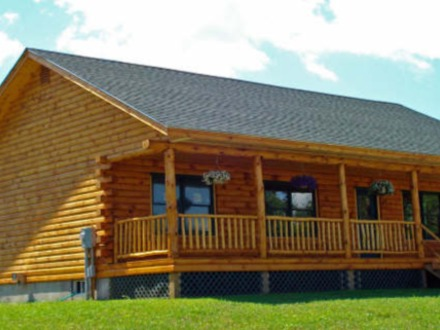 Mohawk Haircuts for Boys The Mohawk is a ranch style log home Treetop log homes is a Michigan
