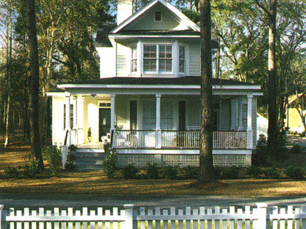 Cabin house plans southern living southern living house for Moser design group house plans