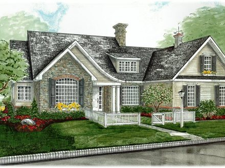 French Country Cottage Style English Cottage Style House