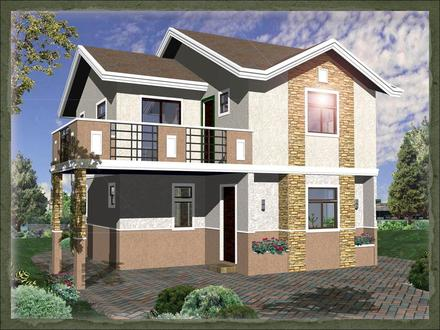Philippines House Design Plans House Plan in the Philippines