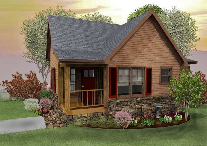 Rustic Small 2 Bedroom Cabins Small Rustic Cabin House Plans