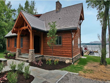 Small Lakefront Home Plans Small Cottage House Plans