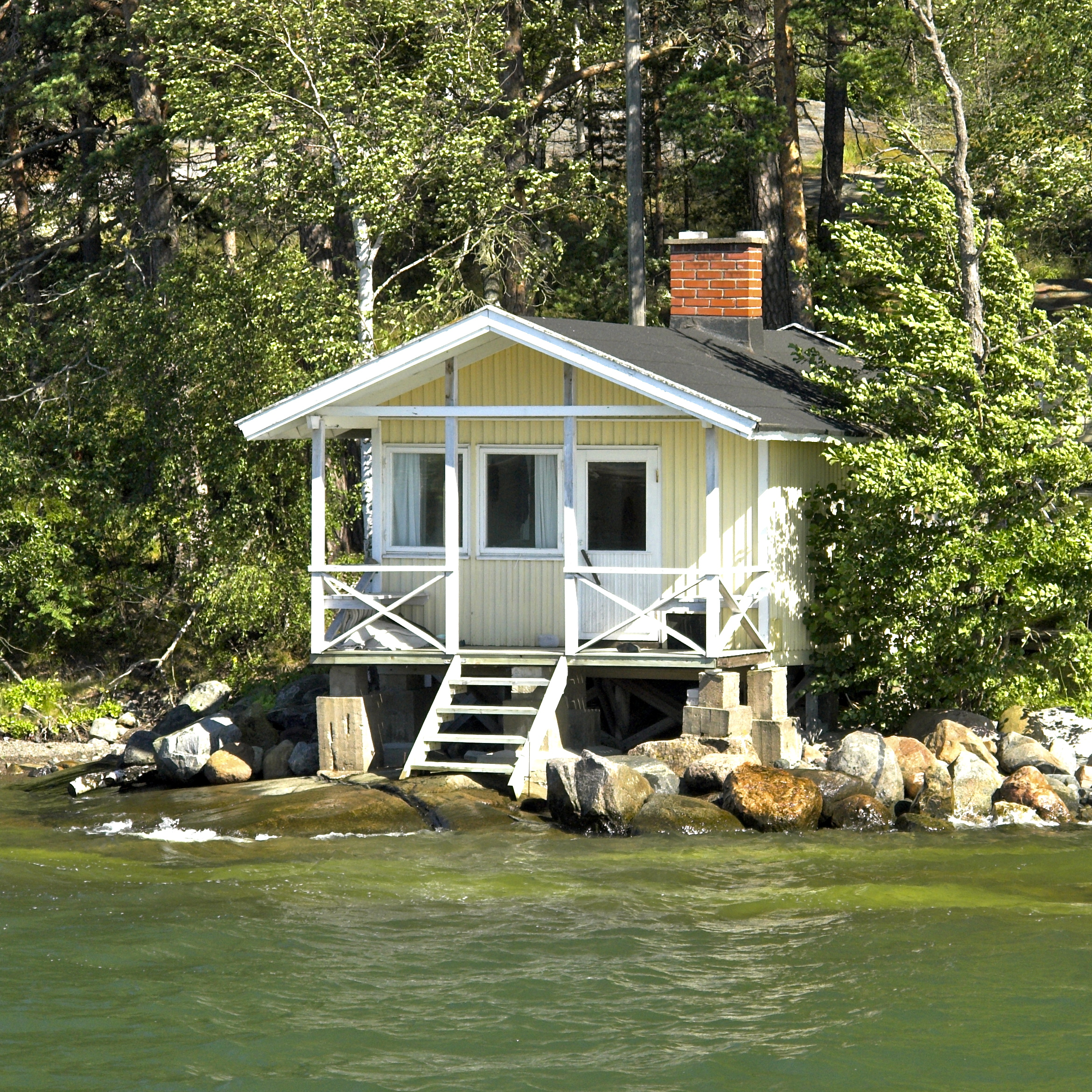 Small Lakeside Cottage House Plans Beautiful Small