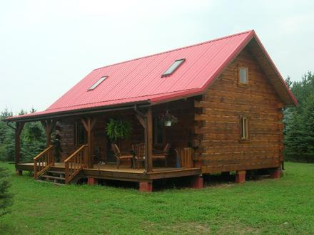 Small Log Cabin Home House Plans Small Log Cabin Interiors