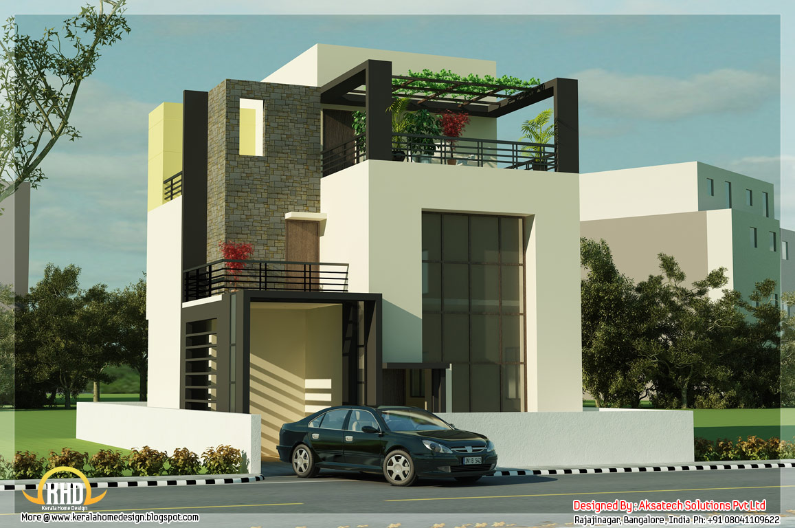 Small Modern House Plans Home Designs Modern House Floor Plans