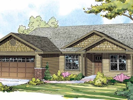 Small One Story Log Home Plans One Story Log Homes