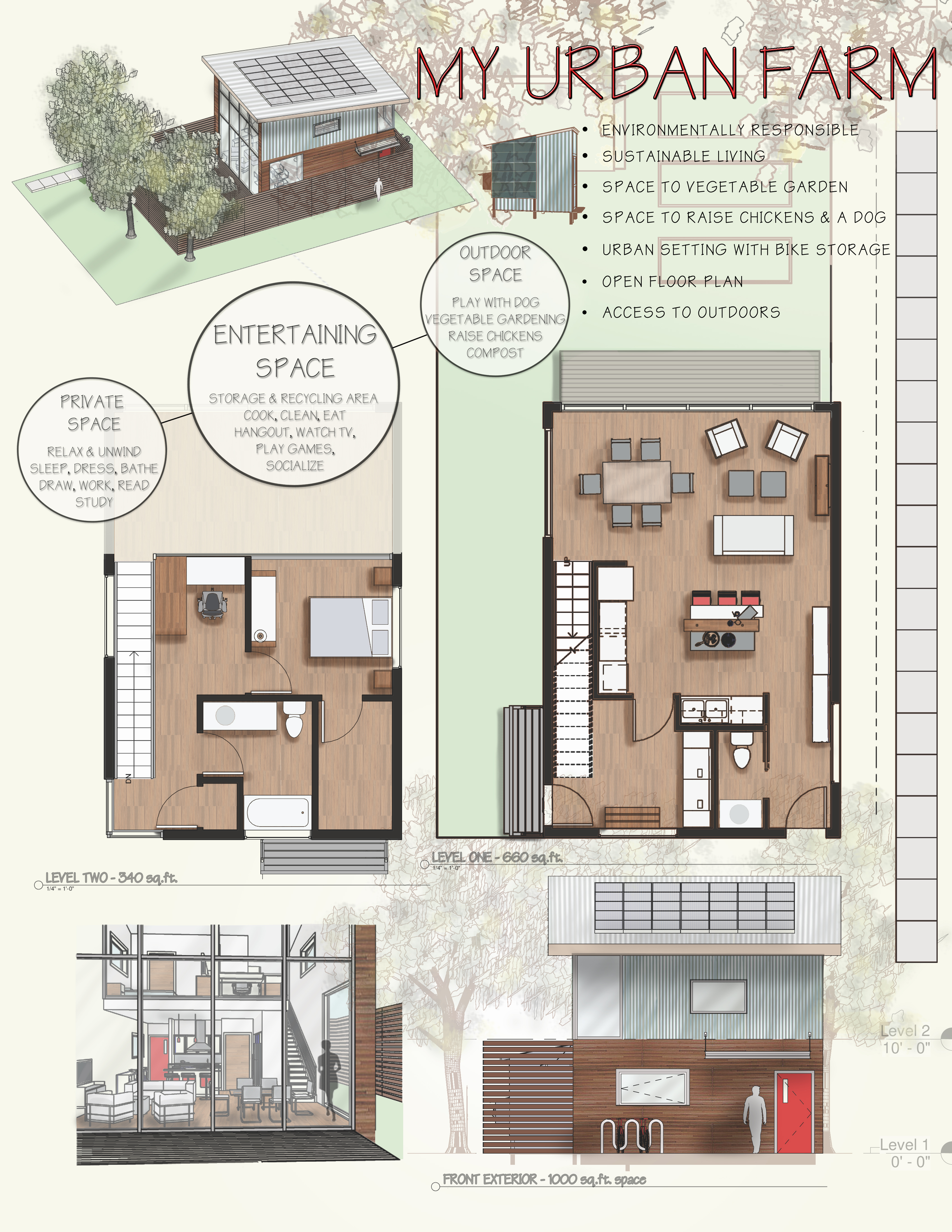 Small Two Bedroom House Plans Small House Floor Plans Under 1000 Sq Ft shed plans 12 x 14