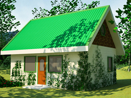 Sustainable Modern House Plans Small Sustainable House Plans