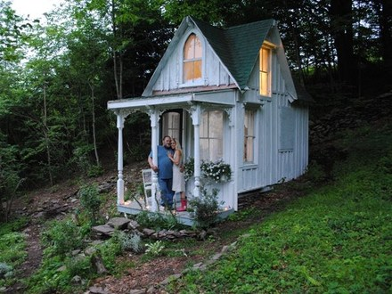 Tiny Cottage Guest House Tiny Cottage House Style