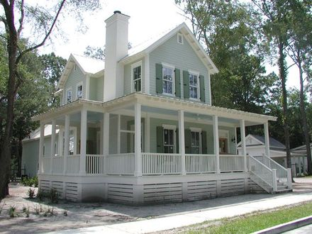 Turtle Lake Cottage Southern Living Southern Cottage House Plans