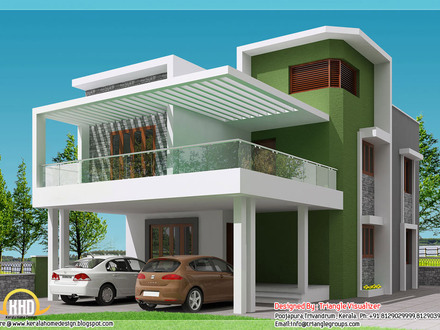 Simple house design housing simple house design simple for Very simple home design