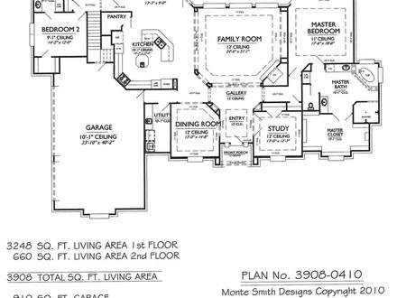 3 bedroom 2 bath house plans 3 bedroom 2 bath homes 1 for Pool house plans with bedroom