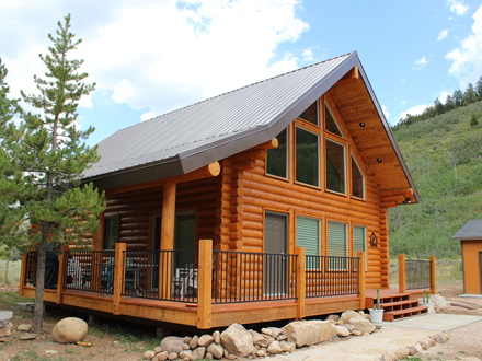1000 Sq FT Log Cabins Homes 1000 Sq FT Room