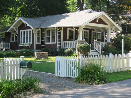American Bungalow Style Homes Single Story Craftsman Style Homes