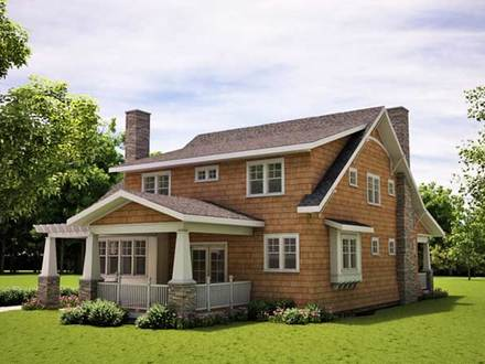 Arts and Crafts Bungalow Style Home Plans Fall Arts and Crafts Projects