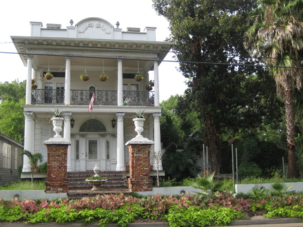 Baton Rouge Louisiana Houses Things to See at Baton Rouge Louisiana