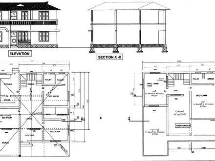 Building Construction Layout Building Construction Plans