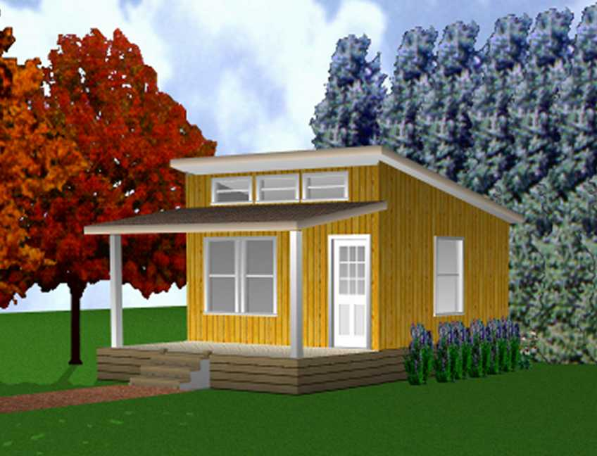 Cabin With Loft Plans Cabin With Loft Building Plans 16 X