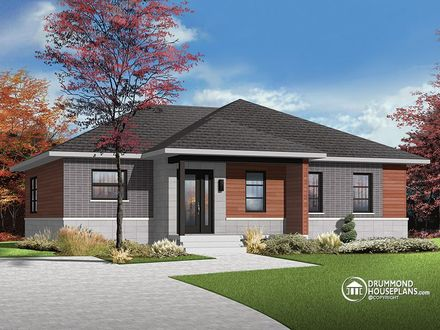 California Bungalow House Plans Contemporary Bungalow House Plans