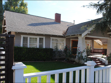 California Bungalow House Plans Hollywood California Bungalow
