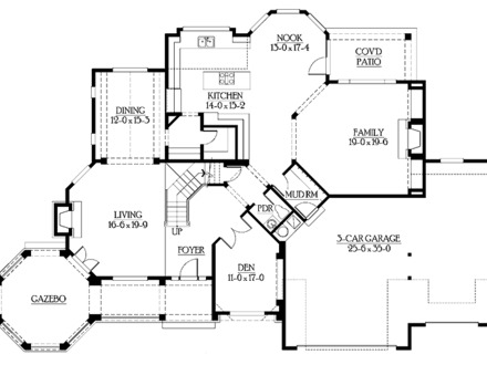Hamptons shingle style homes hampton style house plans for Hamptons style floor plans