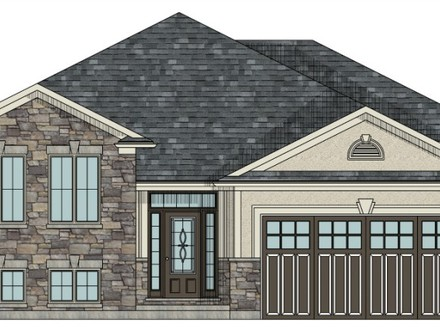 Raised bungalow plans house plan rb257 nauta home designs for Canadian country house plans
