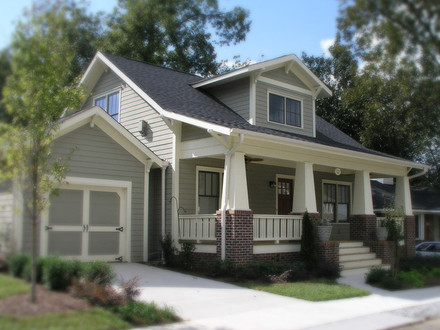 Craftsman Bungalow House Plans Craftsman Bungalow Exterior House Colors