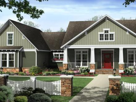 Craftsman Style Homes Craftsman Style Exterior House Color Schemes