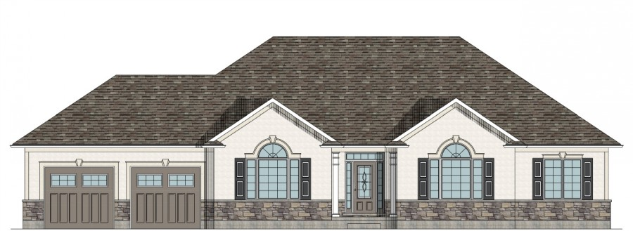 Custom bungalow house plans american girl house plans for Custom bungalow house plans