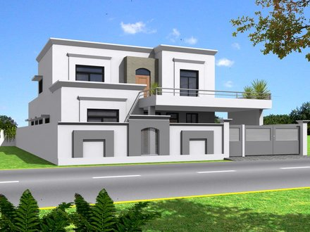 Front Elevation Small House Designs Design Front Elevation House Pakistan