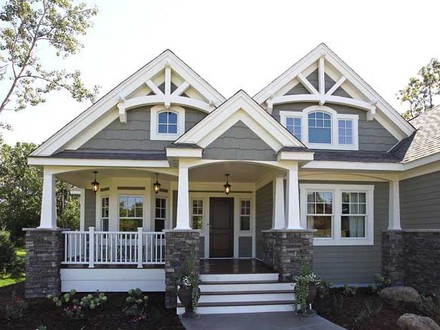 Home Style Craftsman House Plans Country Style Home House