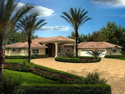 Key West Style Ranch House Plans Key West Style Floor Plans
