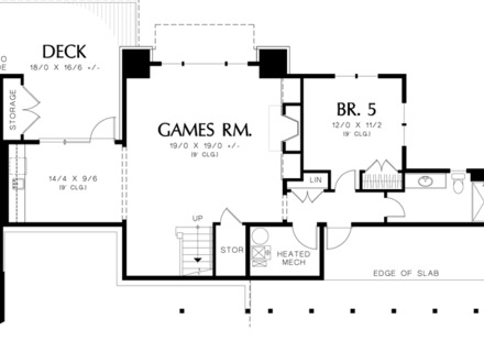 Lakeview House Floor Plans Open Floor Plans Lakeview