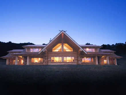 Luxury Log Homes California Luxury Log Home Plans